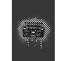 Sound System Photographic Print