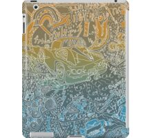 The Monsoon Mobile - A Tucson Portrait Story iPad Case/Skin