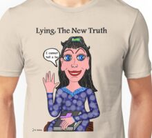 Lyza The Lying Girl: The New Truth Unisex T-Shirt