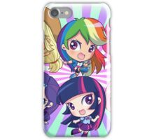 My Little Pony Human iPhone Case/Skin