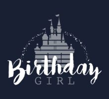 Birthday Girl Dreams One Piece - Long Sleeve