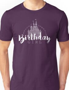 Birthday Girl Dreams Unisex T-Shirt