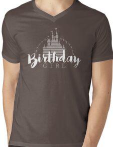 Birthday Girl Dreams Mens V-Neck T-Shirt
