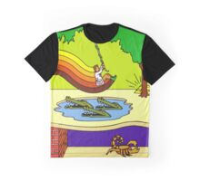Pitfall Graphic T-Shirt