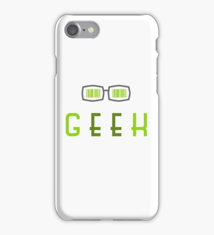 Geek Products iPhone Case/Skin