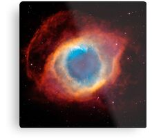 Helix,nebula,NASA,space,universe,modern,digital photo Metal Print
