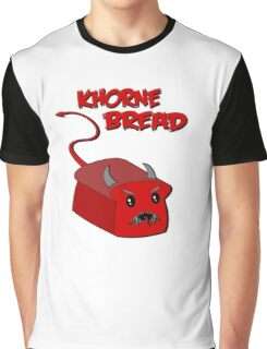 Khorne Bread Graphic T-Shirt