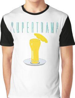 Supertramp Breakfast in America Graphic T-Shirt