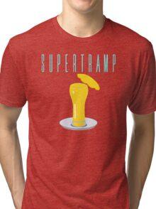 Supertramp Breakfast in America Tri-blend T-Shirt