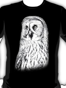 Great Grey Owl T-Shirt