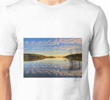 The evening light Unisex T-Shirt