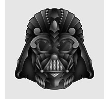 Vader Photographic Print