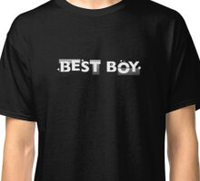 Film Crew. Best Boy. Classic T-Shirt