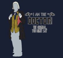 I am the Doctor! by Margybear