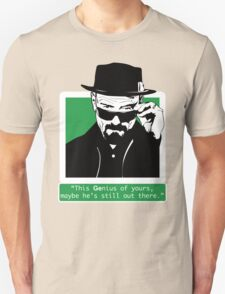 Heisenberg, This GEnius... T-Shirt