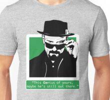 Heisenberg, This GEnius... Unisex T-Shirt