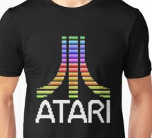 Atari Screen Logo  Unisex T-Shirt