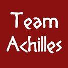Team Achilles (White) by supalurve