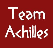 Team Achilles (White) by supalurve