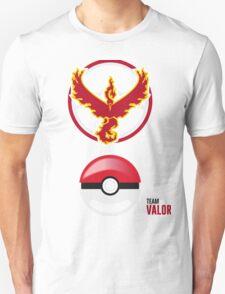 Valor Red Team, Pokemon GO Unisex T-Shirt