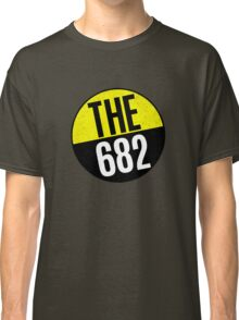 FORT WORTH TEXAS AREA CODE THE 682 ARLINGTON KELLER GRAPEVINE SOUTHLAKE IRVING Classic T-Shirt