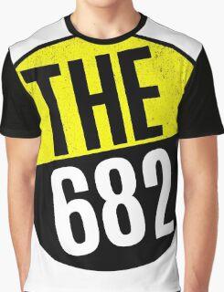 FORT WORTH TEXAS AREA CODE THE 682 ARLINGTON KELLER GRAPEVINE SOUTHLAKE IRVING Graphic T-Shirt