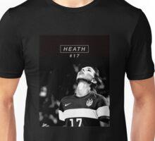 Tobin Heath #17 Design Unisex T-Shirt