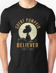 great pumpkin believer Unisex T-Shirt