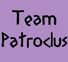 Team Patroclus (Black) by supalurve