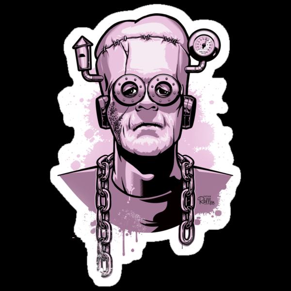 Frankenberry's Monster by Captain RibMan