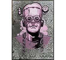 Frankenberry's Monster Photographic Print