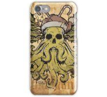 Merry Cthulhumas! iPhone Case/Skin