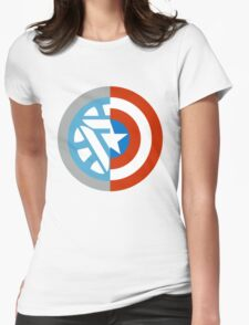 Civil War Womens Fitted T-Shirt