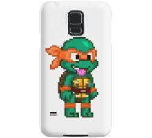Michelangelo is a Party Dude Samsung Galaxy Case/Skin