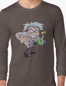 Mad Scientist Long Sleeve T-Shirt