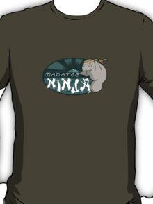Manatee Ninja T-Shirt