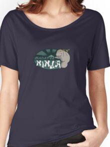 Manatee Ninja Women's Relaxed Fit T-Shirt