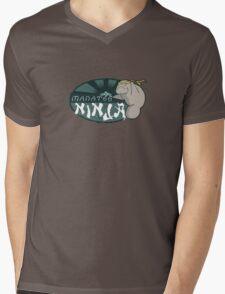 Manatee Ninja Mens V-Neck T-Shirt
