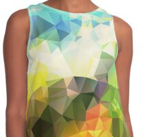 Andromeda - Crystallized Art Effect Contrast Tank
