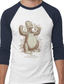 Kwyjibo Men's Baseball ¾ T-Shirt