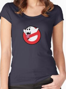 Boo Busters Women's Fitted Scoop T-Shirt