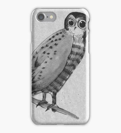 Whooooo? iPhone Case/Skin
