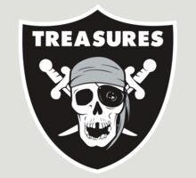Treasures by Jason Tracewell