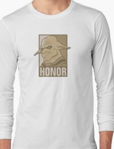 For the Honor Long Sleeve T-Shirt