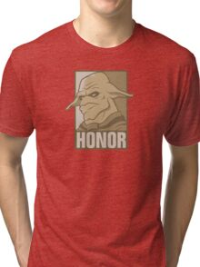 For the Honor Tri-blend T-Shirt