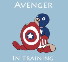 Avenger in Training (Captain America) Kids Clothes