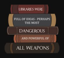 Libraries were full of ideas... by CuteCrazies