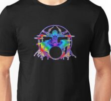 """The OFFICIAL """"Davinci Drummer"""" T-shirt   Psychedelic Unisex T-Shirt"""