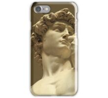 Michelangelo's David iPhone Case/Skin