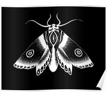 Black Moth Poster
